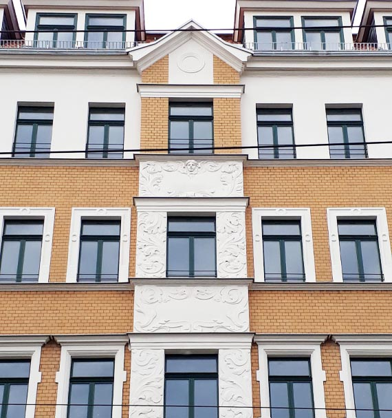 Referenzen Immobilien Sanierungsobjekte in Leipzig Rimmo GmbH